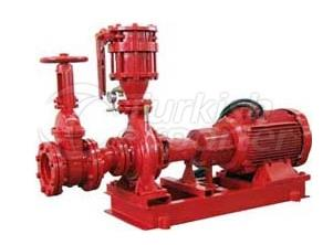 Electrical Fire Extinction Pumps Standart