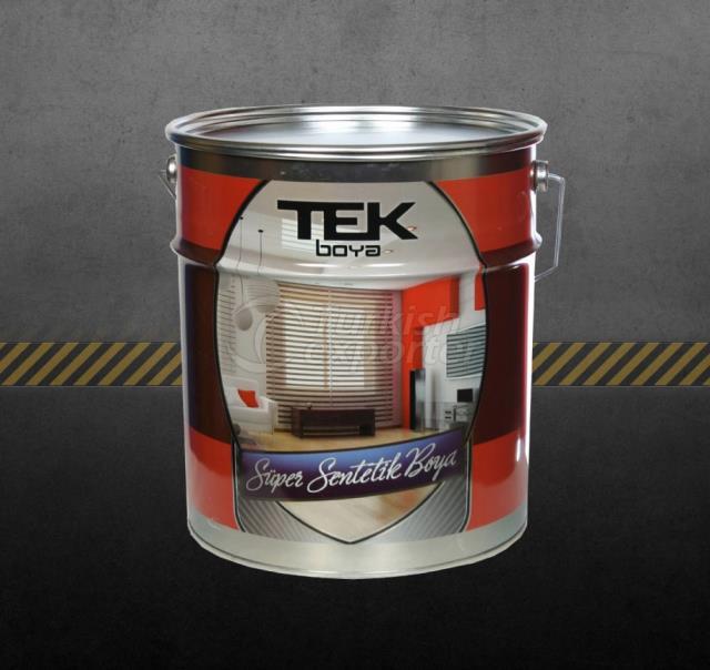 Tek Super Synthetic Oil-Paint
