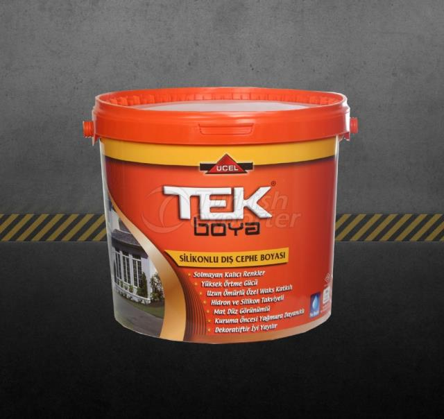Tek Silicone Based Exterior