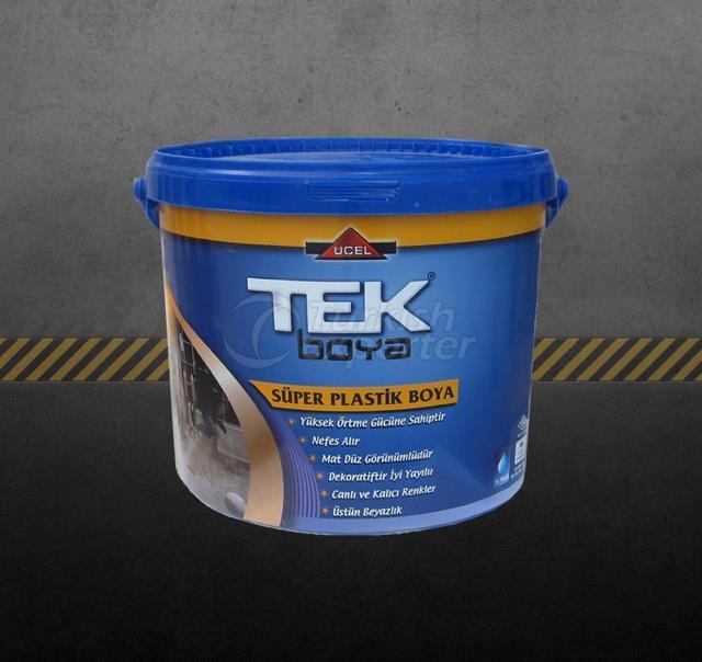 Tek Super Plastic