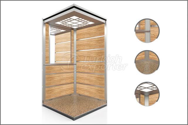 Elevator Cage veyron