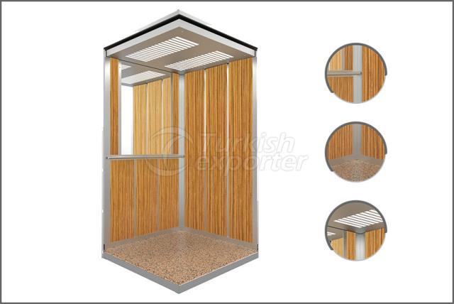 Elevator Cage impala