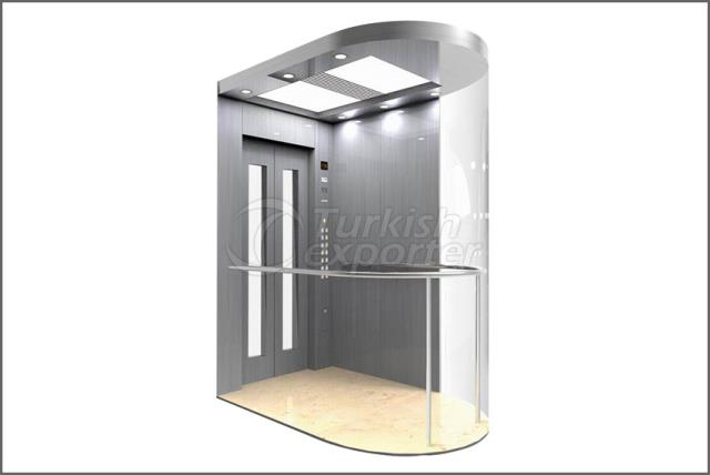 Panoramic Elevator Cage Camaro