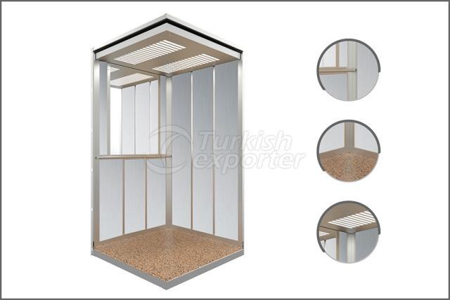 Elevator Cage eldorado