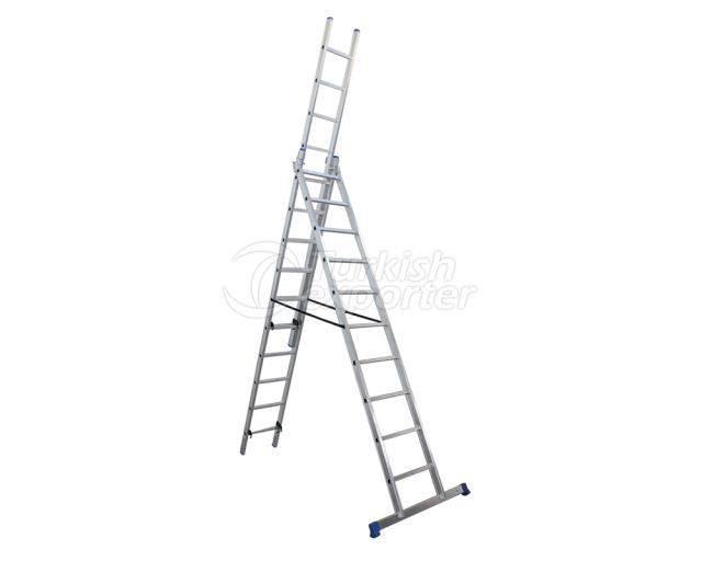 Aluminum Industrial Ladder
