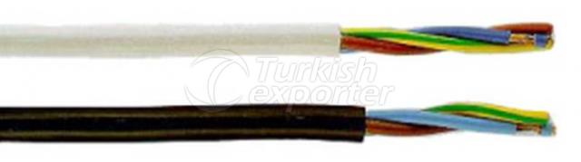 HO3VV-F - HO5VV-F Type Cables
