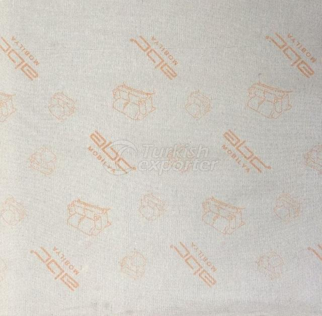 2250.080 13 A. 1 BEIGE PRINTED LINING