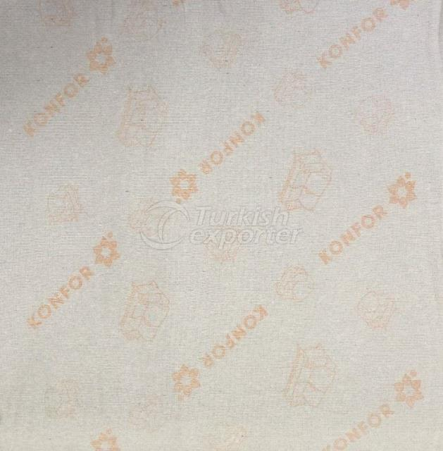 2250.080 13 A. 3 BEIGE PRINTED LINING