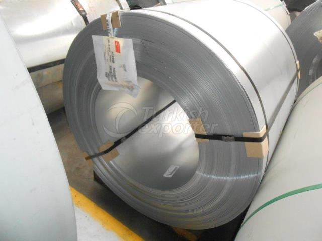 Secondary Steel Coils