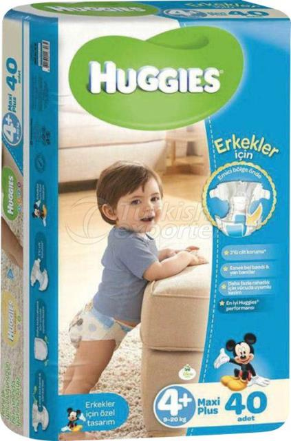 Huggies Maxi Plus