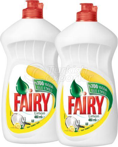 Fairy Liquid Detergent 480 ml
