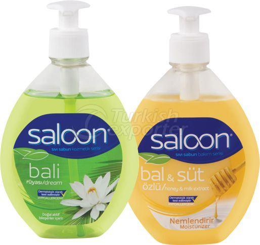 Saloon Liquid Soap 500 ML