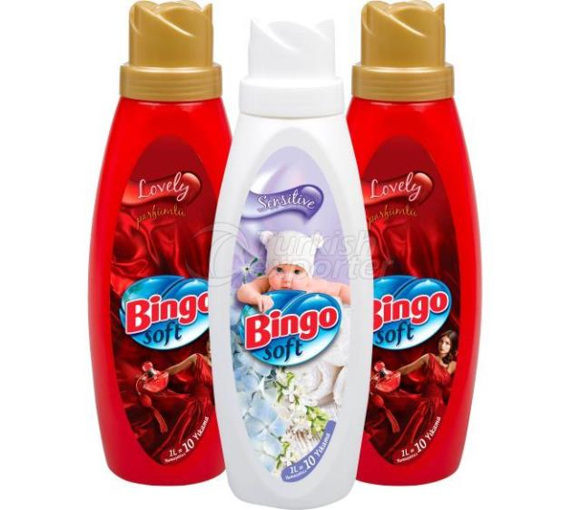 Bingo Soft Softener 1lt