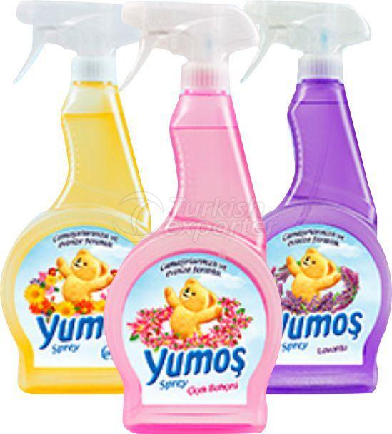 Yumoş Spray