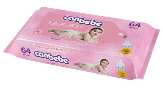 Canbebe 64 pcs