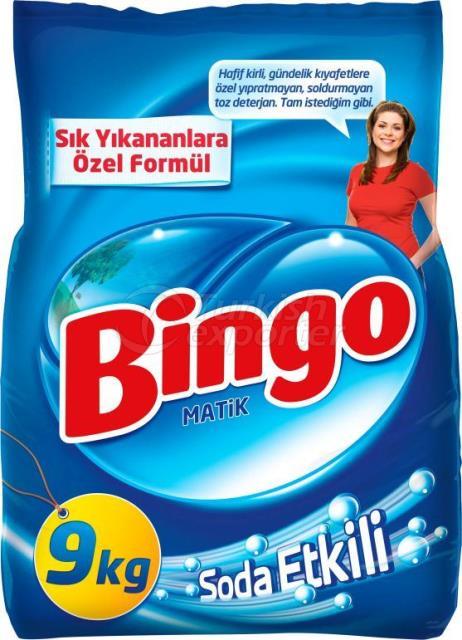 Bingo Matic 9kg