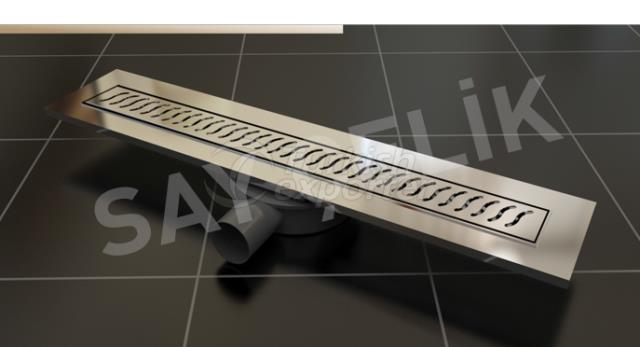 Stainless Steel Casing Shower Channel