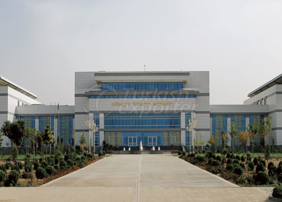 Etalon Center Project Turkmenistan