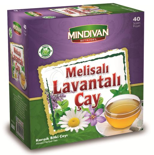 Melissa Lavender Tea