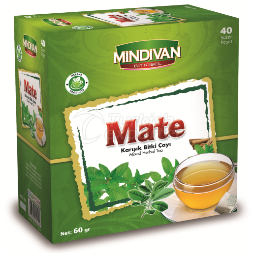 Mate Mixed Herbal Tea