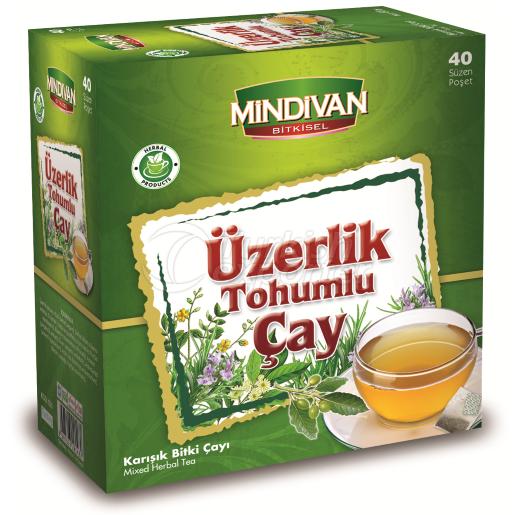 Semen Pegani Tea