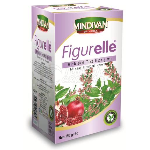 Figurelle Herbal Powder