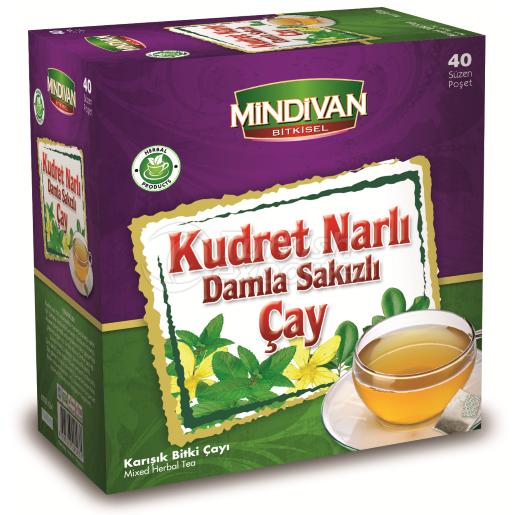 Bitter Melon Gum Mastic Tea