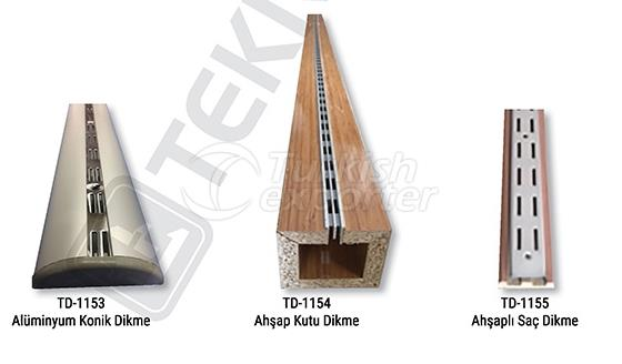 Aluminium Advertisement Board - Furniture Profiles