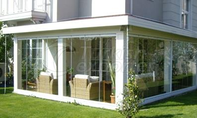 Foldable Glass Balcony Systems