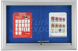 Sliding Display Board