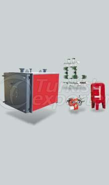 Elmas Plus Central Heating Boilers