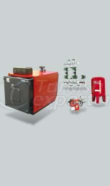 Elmas Central Heating Boilers