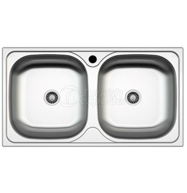 Stainless Steel Inset Sinks NR - 013