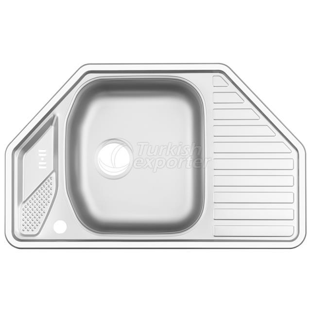 Stainless Steel Inset Sinks NR-115