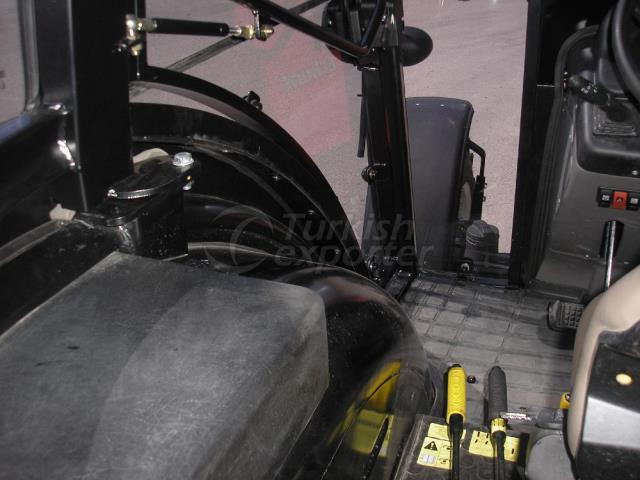 Erkunt Tractor