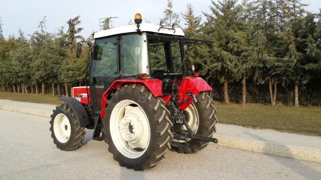 Basak Tractor