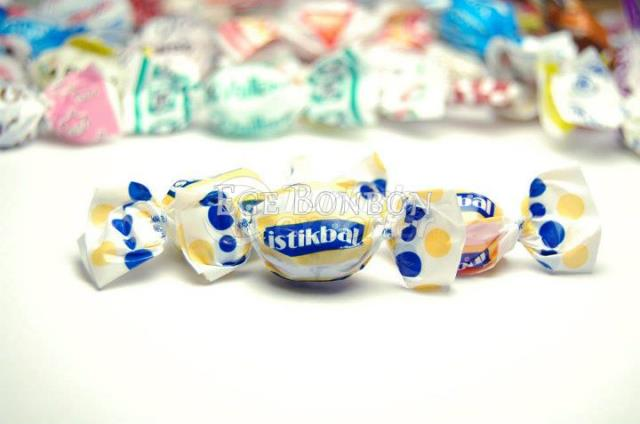 Bonbon Candy with Logo
