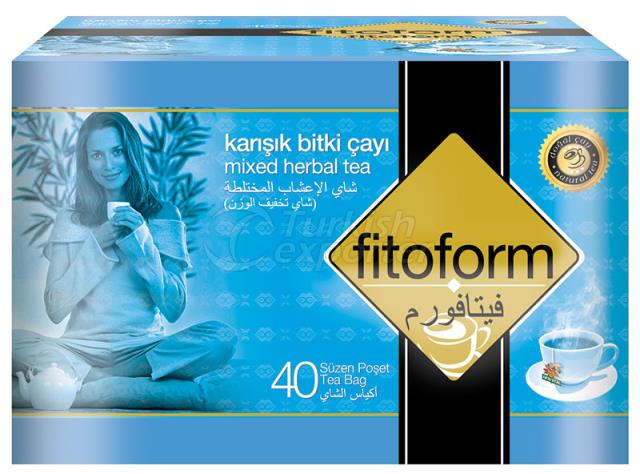 Fitoform Mixed Herbal Tea