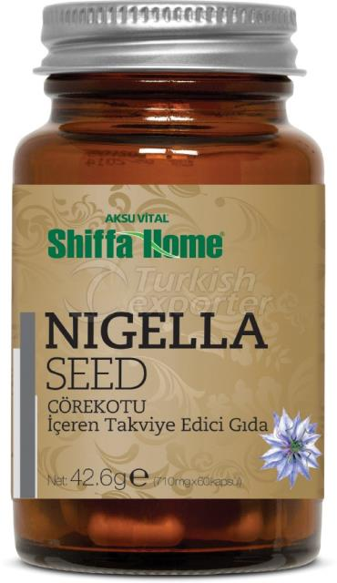 Nigella Seed Capsule