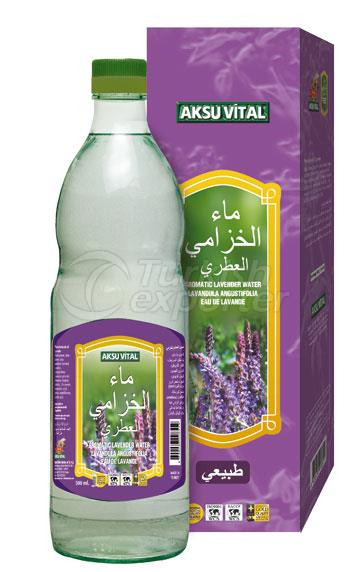 Aromatic Lavender Water