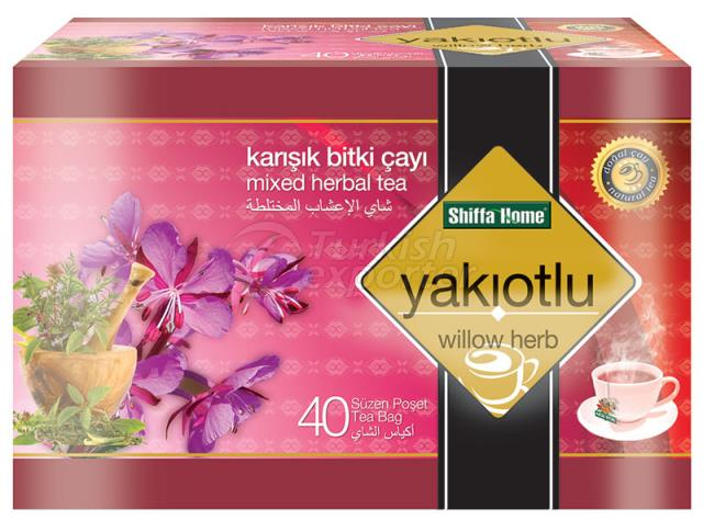 Willow Herb Herbal Tea