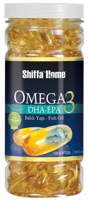 Omega3 Fish Oil Softgel