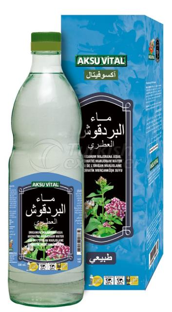 Aromatic Marjoram Water