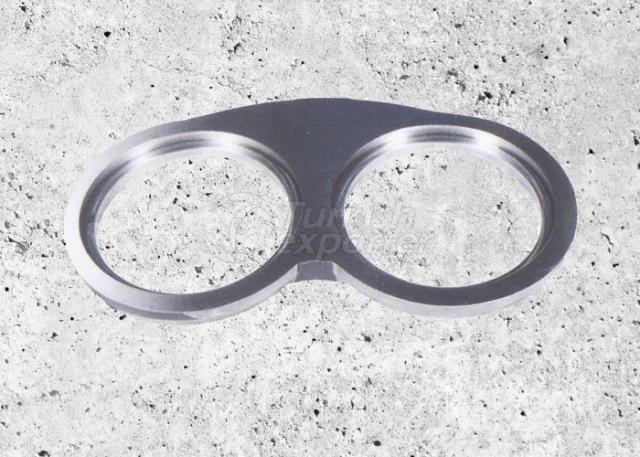 Spectacle Wear PLate ALM-104-A