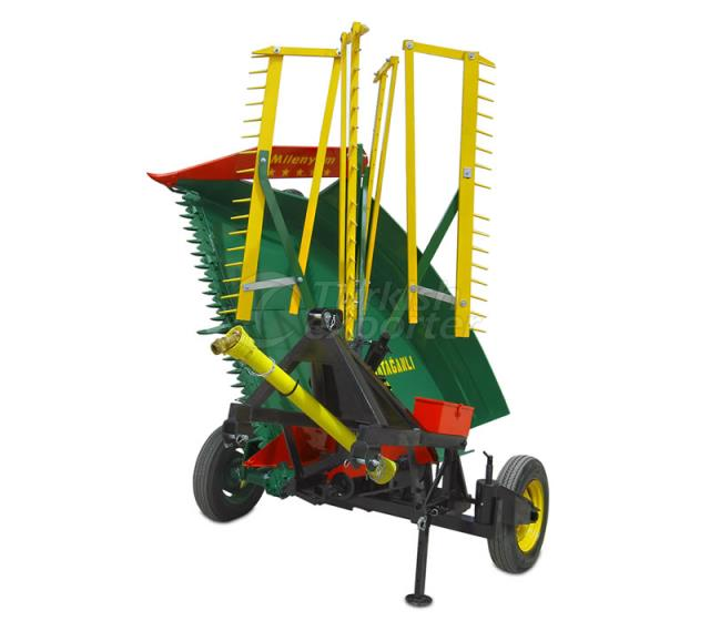 Winked Mowing Machine