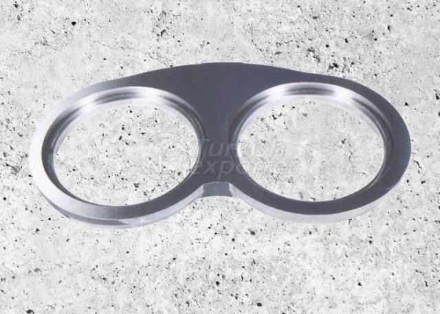 Spectacle Wear PLate ALM-105-A