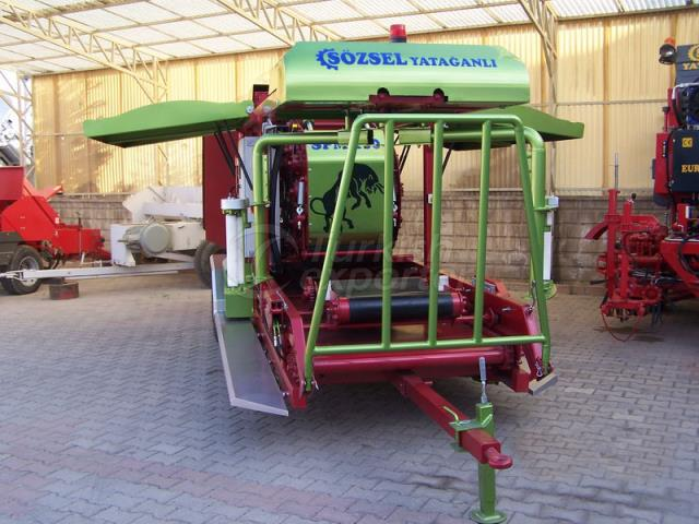 Silage Pulp Packing Machine 100