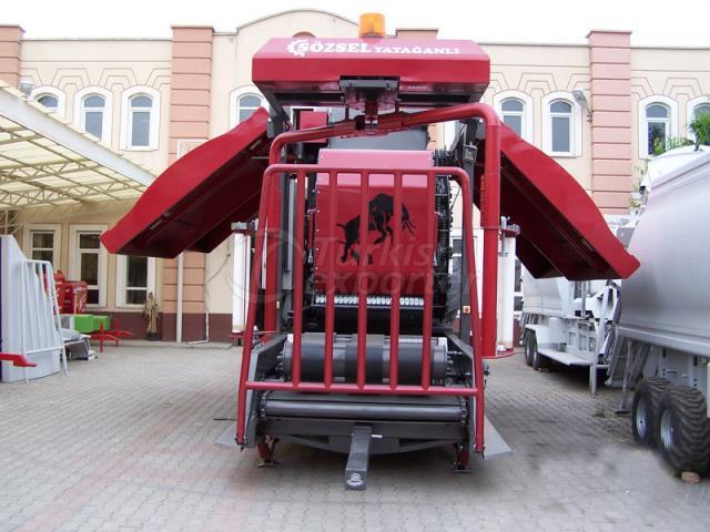 Silage Pulp Pakcing Machine 1000