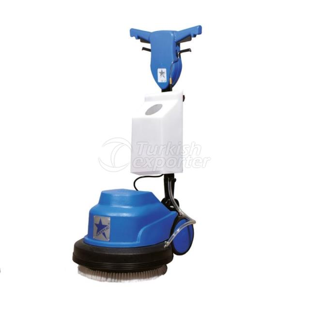 Surface Scrubbing-Polishing Machines