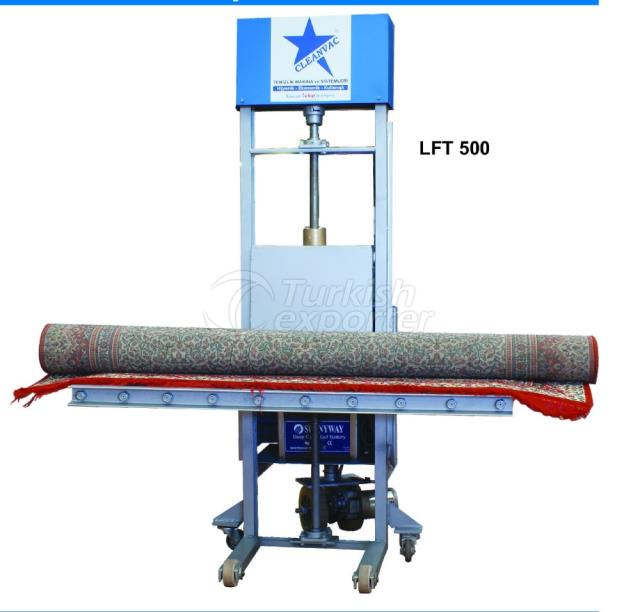Carpet Lifting-Conveying Machines